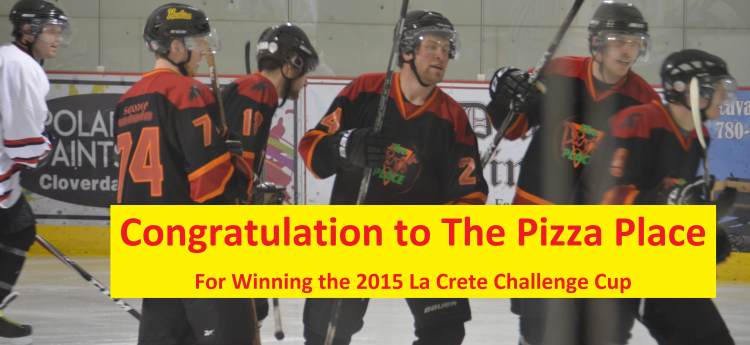 congrats the pizza place 2015 ccup 2