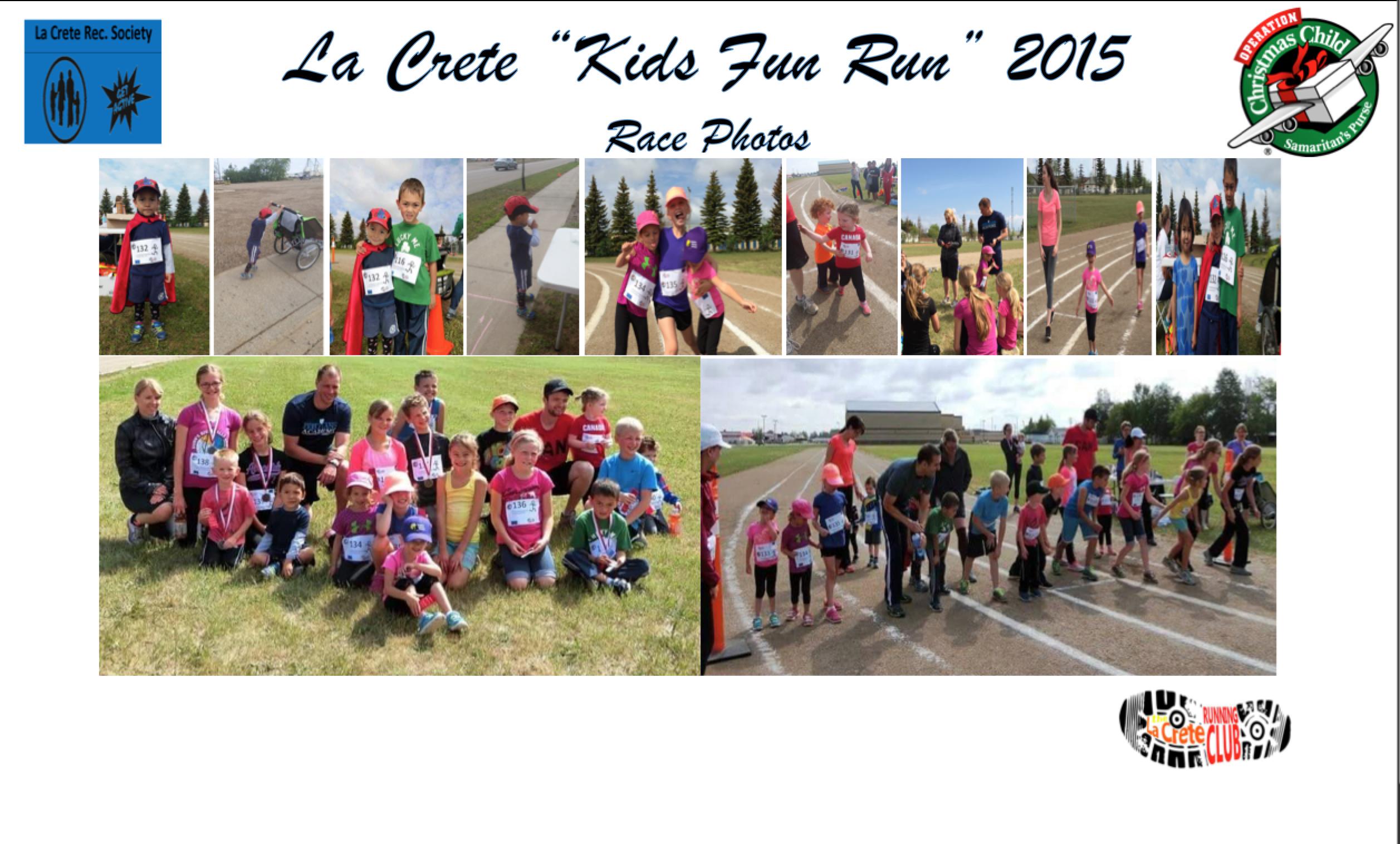 La Crete Kids FR poster 2015