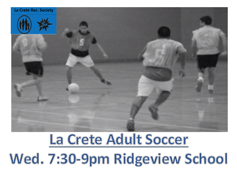 FALL 2019 ADULT SOCCER WED 730-9PM OCT. 27, 2018