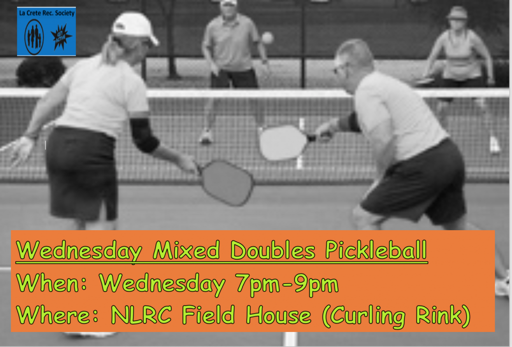 2019-20 FW Mixed doubles Pickleball