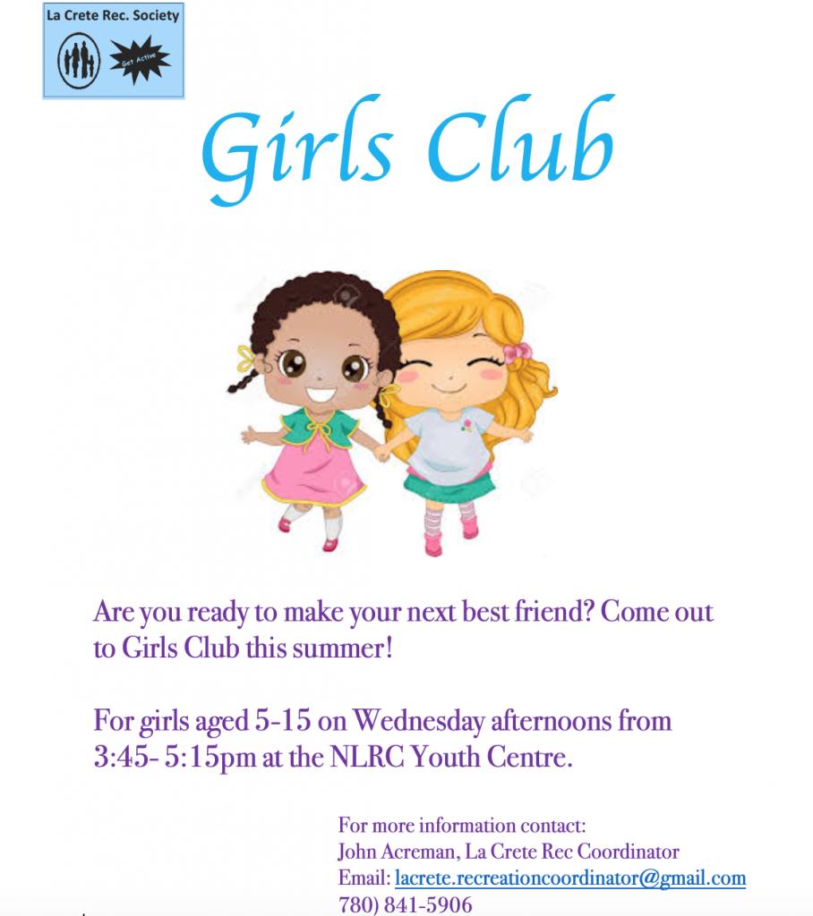 Girls Club 2019-20 FW